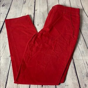 Paul Hamilton | Red Trousers